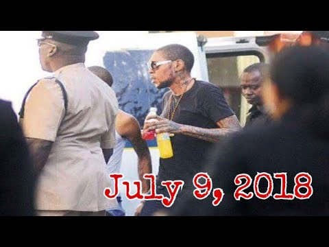 Vybz Kartel Appeal Date Changed To July 9, 2018
