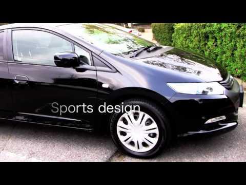 Lease Japan Introduces the Honda Insight