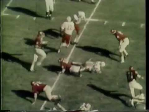1969 Nebraska vs Oklahoma with Radio Audio