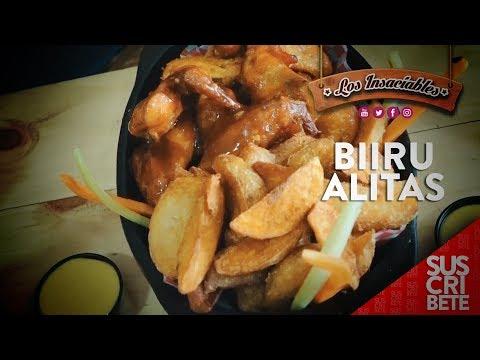 Alas y Cervezas con los Insaciables- Biiru Alitas