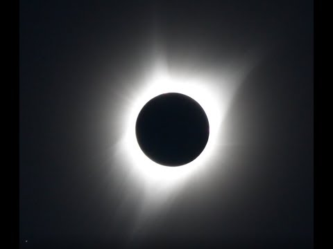 2017 Eclipse in the Malheur National Forest (near John Day) Oregon