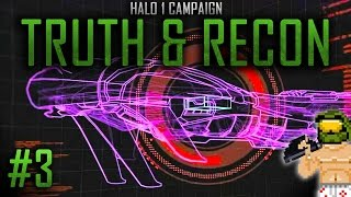 """Halo 1: """"Truth and Reconciliation"""" - Legendary Speedrun Guide (Master Chief Collection)"""