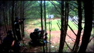 Bad Karma Airsoft Invasion America Gameday Trailer