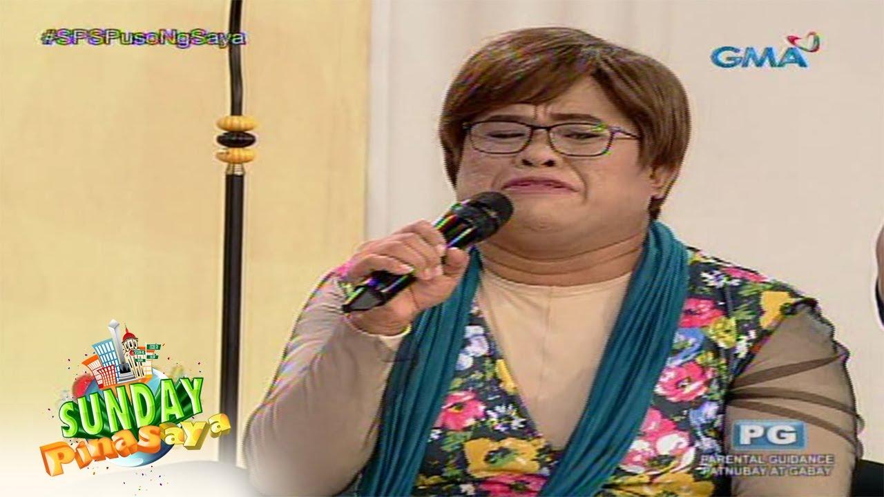 Sunday PinaSaya: Si Laylay De Lima, nababaliw na?