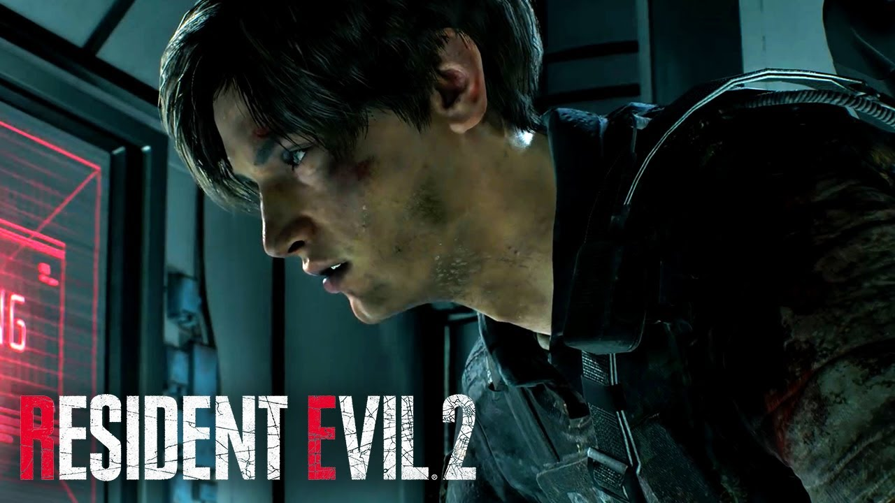 RESIDENT EVIL 2 / BIOHAZARD RE:2 Standard Edition