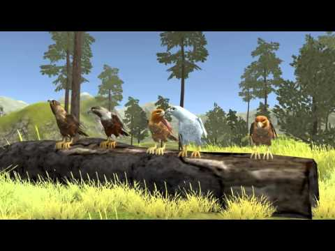 Clan Of Eagle Mobile Game Promo Video
