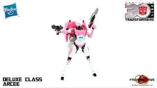 Video Review of the Transformers Generations: Deluxe Class Arcee