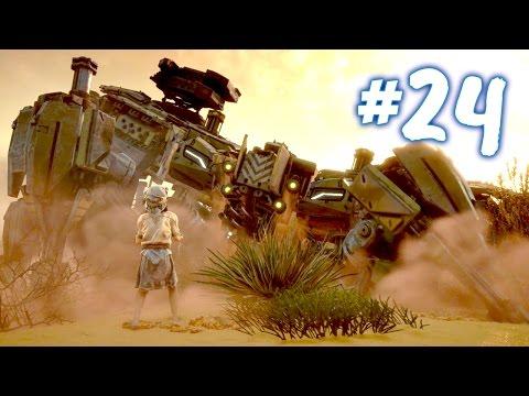 Rise Of The Killer Robots! - Horizon Zero Dawn Walkthrough | Part 24 (PS4) HD