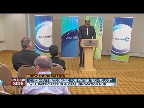 Cincinnati water project