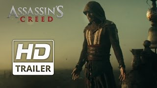 Assassin's Creed | Official HD Trailer #2 | 2017
