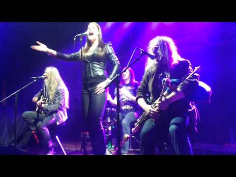 Nightwish Edema Ruh acoustic first time live