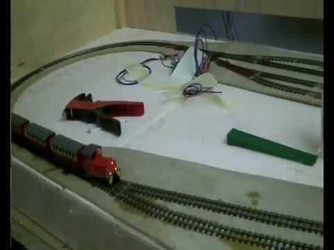 First Train Through Aberlaff