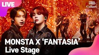 Baixar [LIVE] MONSTA X(몬스타엑스) 'FANTASIA' Showcase Stage 쇼케이스 무대 (셔누, 민혁, 기현, 형원, 주헌, 아이엠) [통통TV]