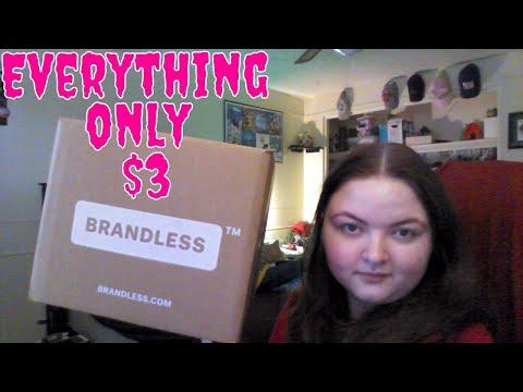 Brandless Box Unboxing!