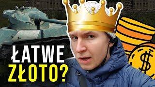 ŁATWE ZŁOTO? - Turnieje w World of Tanks