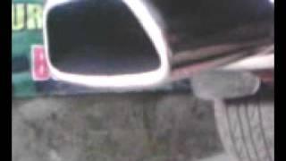 Suara Knalpot racing isuzu panther by GT RACING KNALPOT