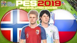 Norway vs Slovenia Prediction | UEFA Nations League 13 Oct | PES 2019 Gameplay