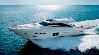The Princess V72 V Class Sports Yacht