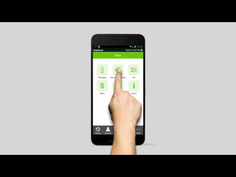 Eurocall App Introduction - Www.euro-tel.de