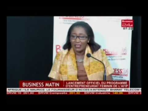 Business 24 | Business Matin - A la Une : Lancement officiel