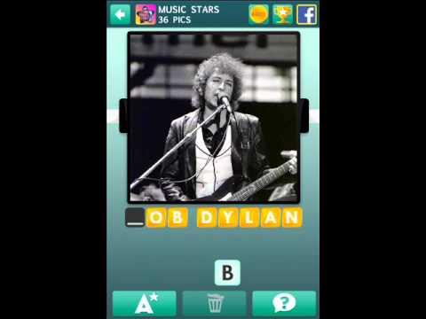 100 Pics Music Stars Level 31 40 Answers