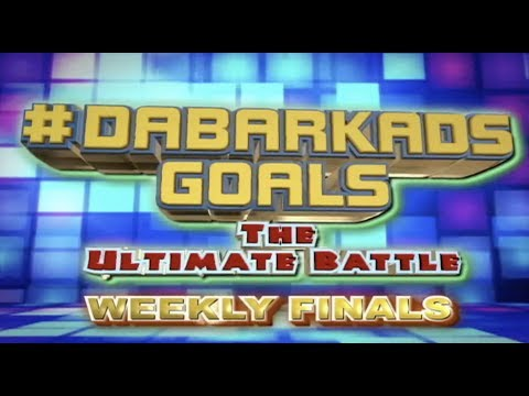 #DabarkadsGoals Weekly Finals | July 22, 2017