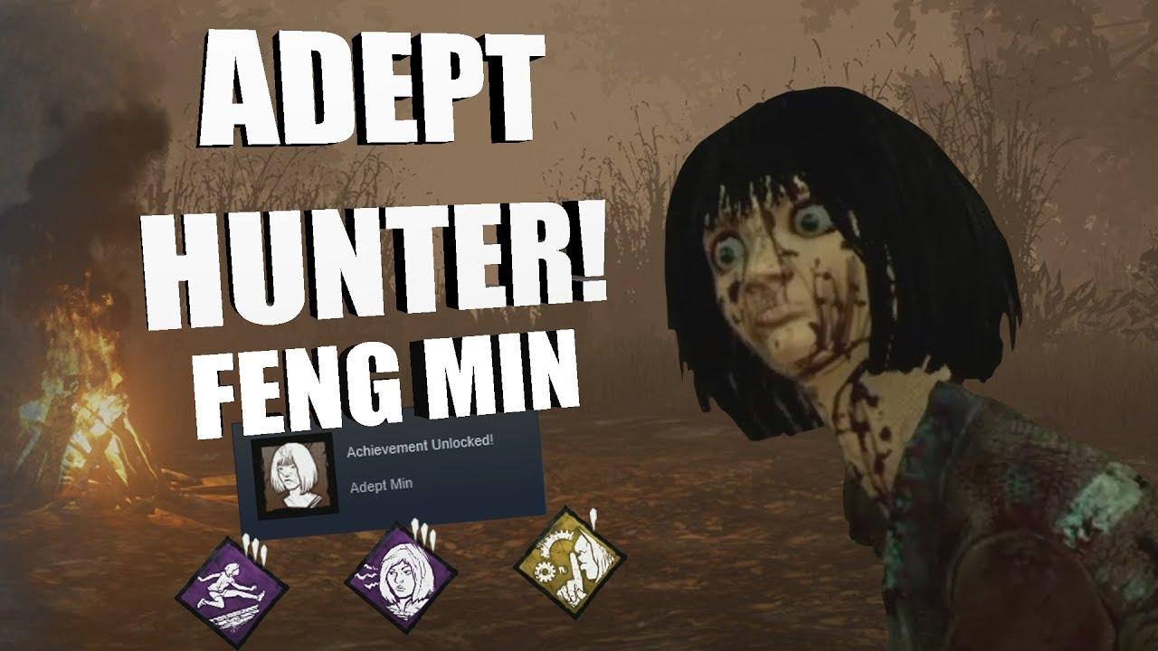 ADEPT FENG! | Dead By Daylight Feng Min Achievement