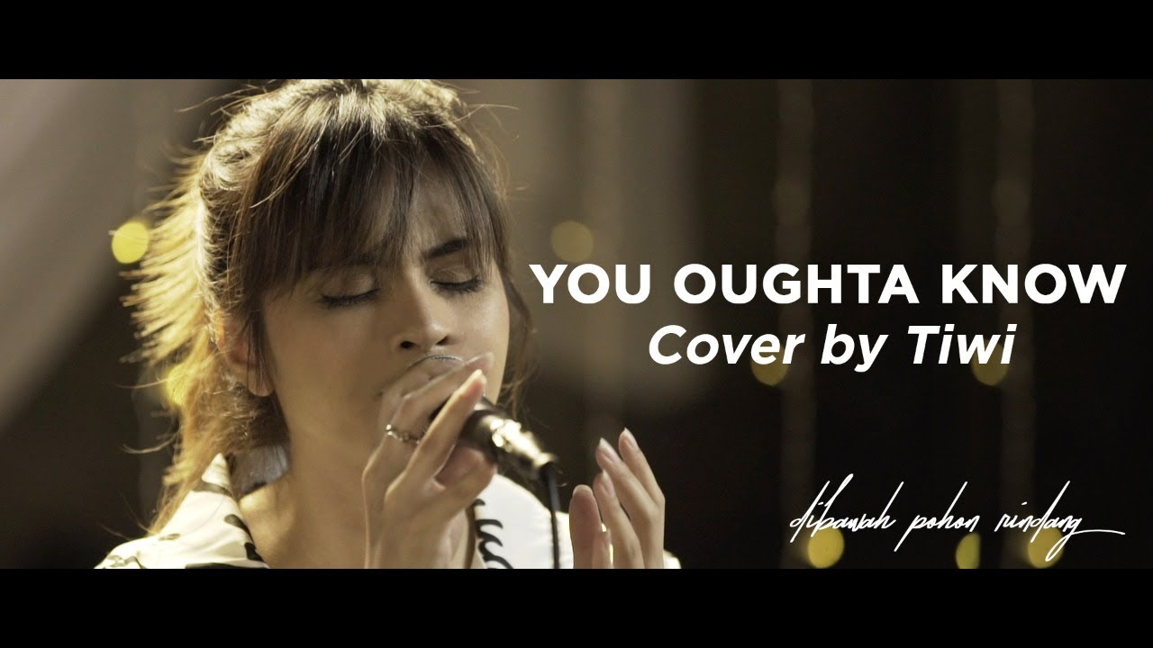 YOU OUGHTA KNOW - ALANIS MORISSETTE (LIVE ACOUSTIC COVER BY TIWI)