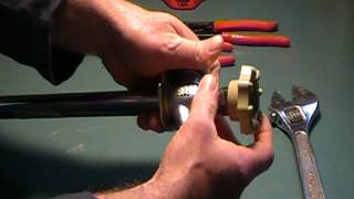 How To Repair A Leaky Outside Faucet Or Spigot (hosebib).