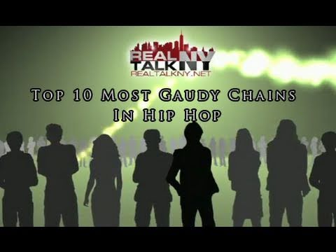 Top 10 Most Gaudy Chains In Hip Hop