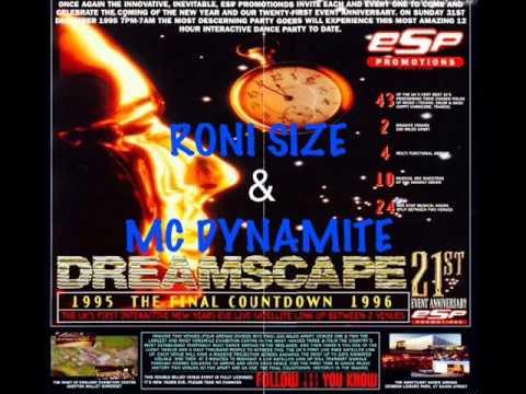 Roni Size & Dynamite @ Dreamscape 21 New...