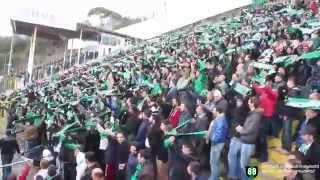 Çengelköyspor-Kocaelispor | Hodri Meydan Tribün Görüntüleri Karışık (HD)