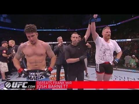 UFC 164: Main Card Octagon Interviews
