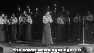 The Edwin Hawkinssingers in concert part 1 O Happy Day