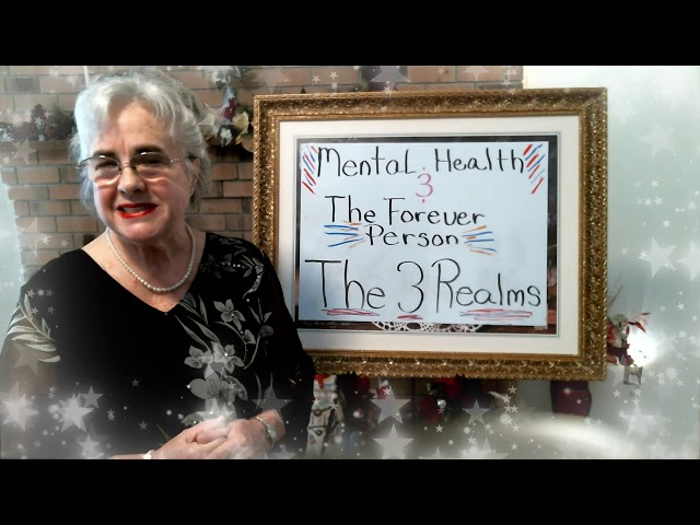 Mental  Health and The Forever Person, The Three Realms, Episode 6,  Series 2