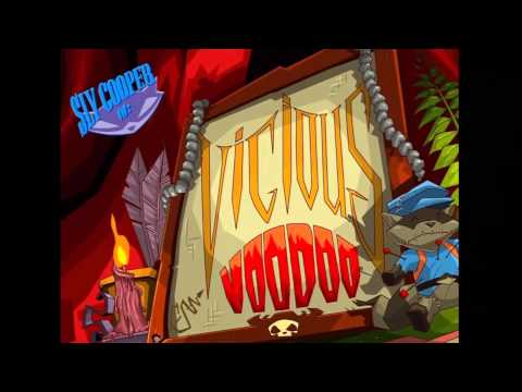 The Sly Collection - Sly Cooper and the Thievius Raccoonus Cutscenes HD
