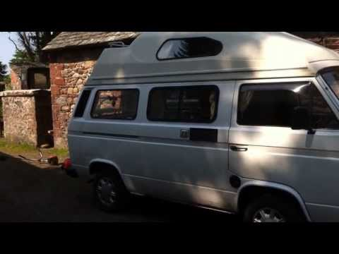 VW T25 Chassis & Body Repair + Last Minute Work, MOT & Holiday - Part 26
