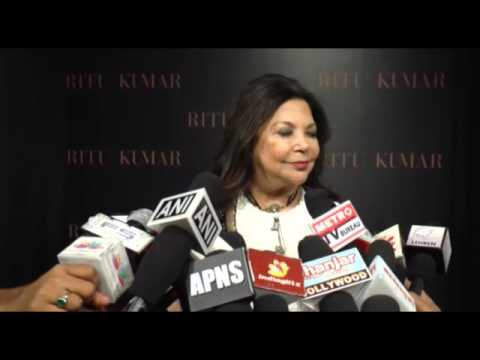 Famous Fashion Designer Ritu Kumar Open A Showroom in Mumbai