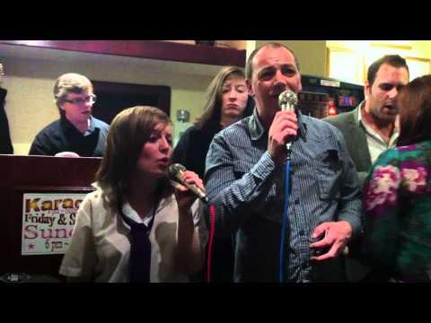 Amy and Brian Karaoke