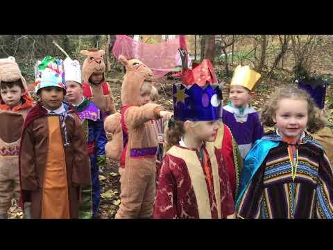 Early Years Nativity 2020 Alver Valley Schools