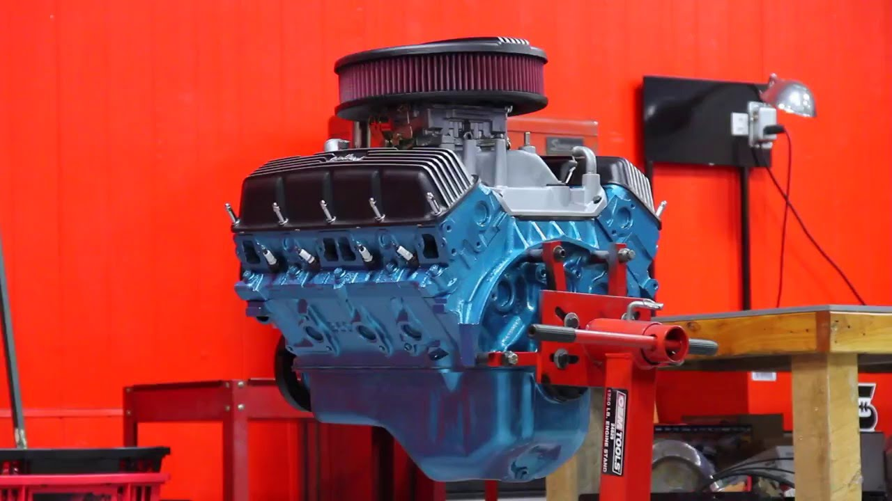 Rebuilt AMC 360 Engine