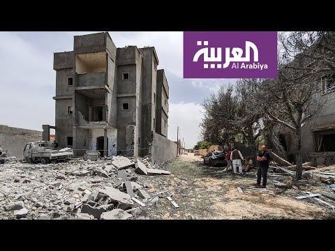 الجيش الليبي: كتائب الوفاق تجبر المواطنين على النزوح  - نشر قبل 58 دقيقة