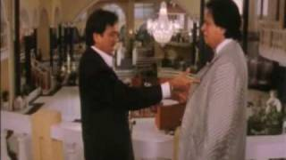 Naseeb 1997 Sad Dialogues And Poetry Govinda And Qadir Khan