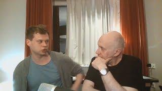Говорим о Германии - в гостях журналист Кирилл Коломиец / Feedback #31 / 09.04.18