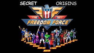 Secret Origins of Freedom Force