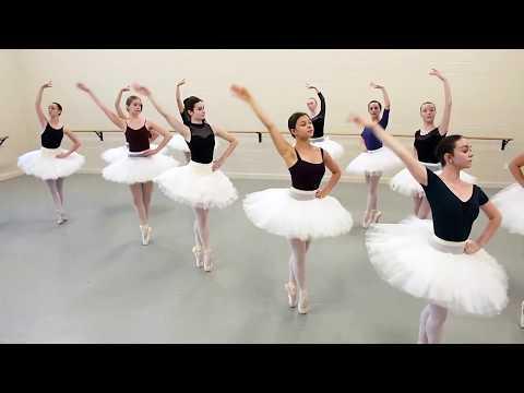 Quinte Ballet School of Canada 2017 Summer Dance Intensive