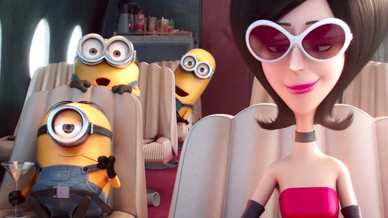 Porn scarlet overkill and minions