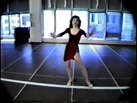 Laurie Gamache - Music & the Mirror - A Chorus Line - Dance Studio