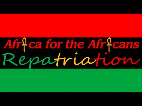 Pan-Africanism and Repatriation