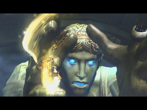 God Of War 2 - Colossus of Rhodes Boss Fight / Boss Battle
